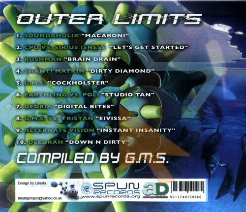 Outer Limits by Various