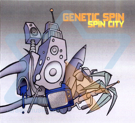 Spin City by Genetic Spin