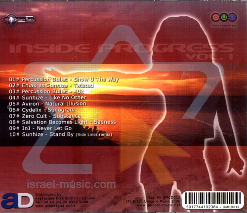 Inside Progress - Vol. 1 by Various