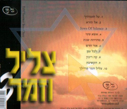 New Light by Tzlil Va'Zemer Boys Choir