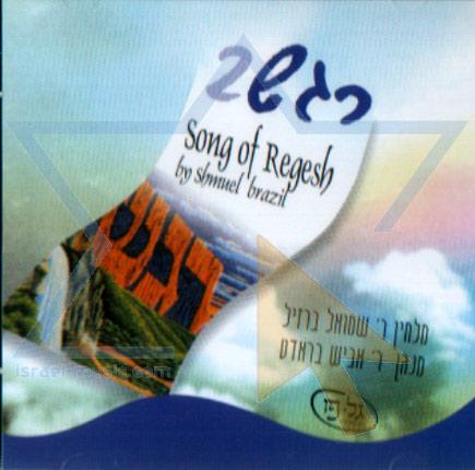 Regesh 2 by Shmuel Brazil