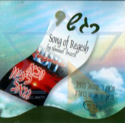 Regesh 9 by Shmuel Brazil