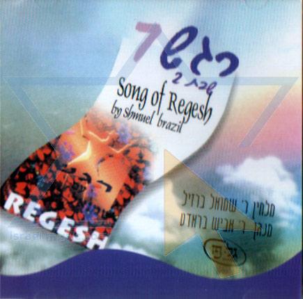 Regesh 7 by Shmuel Brazil