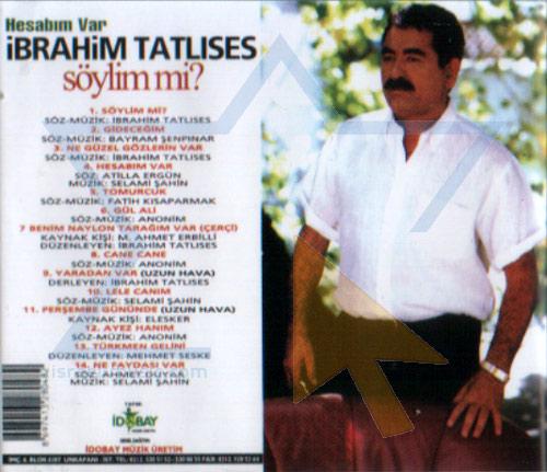 Selected Turkish Songs - Vol. 4 Par Ibrahim Tatlises
