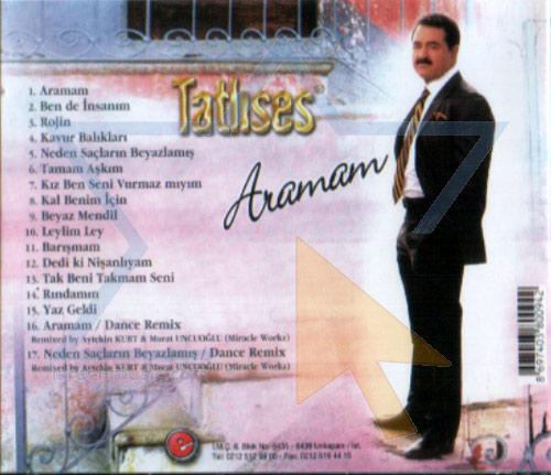 Selected Turkish Songs - Vol. 8 Par Ibrahim Tatlises