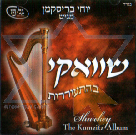 The Kumzitz Album Por Yaakov Shwekey