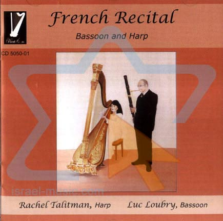 French Recital by Luc Loubry