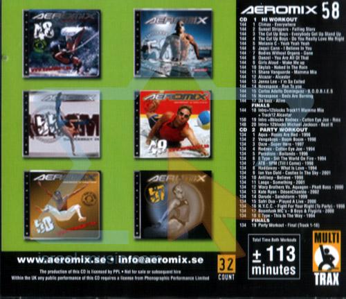 Volume 58 by Aeromix