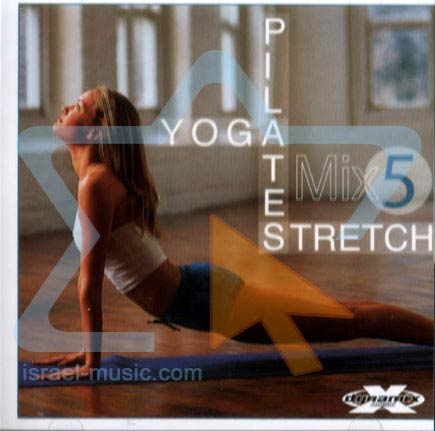 Volume 05 by Yoga, Pilates, Stretch Mix