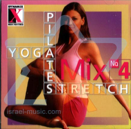Volume 04 by Yoga, Pilates, Stretch Mix