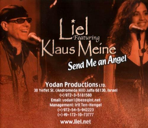 Send Me an Angel by Liel
