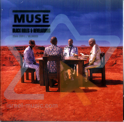 muse black holes and revelations portada significado - photo #9