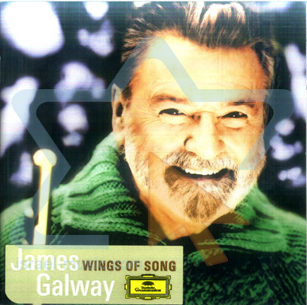 Wings of Song के द्वारा James Galway