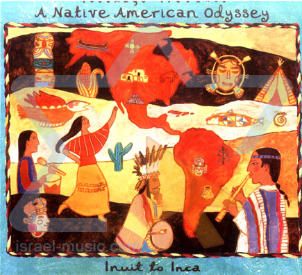 A Native American Odyssey by Various