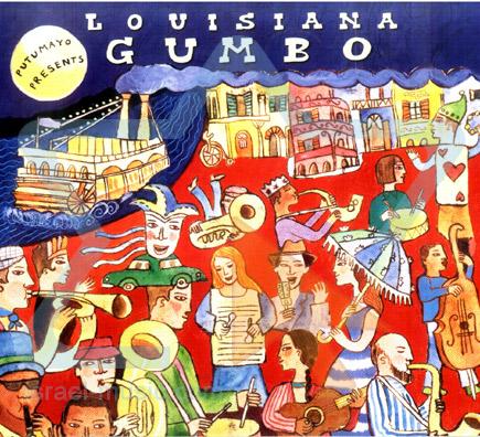 Louisiana Gumbo by Various