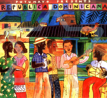 Republica Dominicana لـ Various