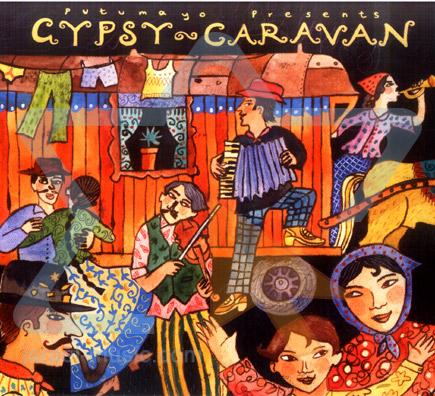 Gypsy Caravan by Various