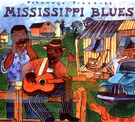 Mississippi Blues by Various