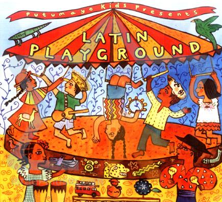 Latin Playground by Various