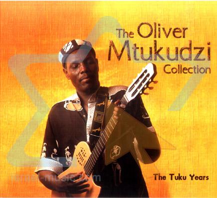 The Oliver Mtukudzi Collection by Oliver Mtukudzi