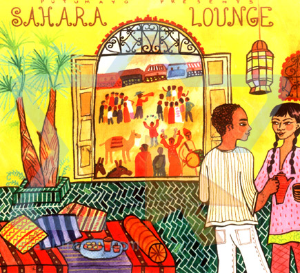 Sahara Lounge by Various