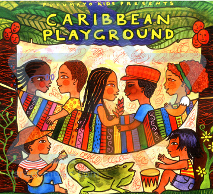 Caribbean Playground by Various