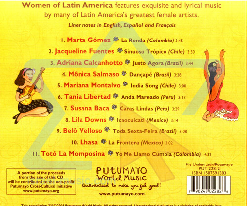 Women of Latin America by Various