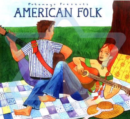 American Folk by Various