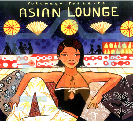 Asian Lounge by Various