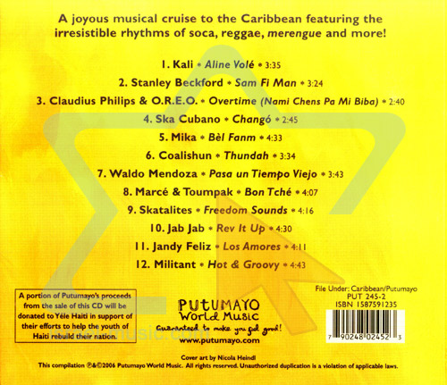 The Caribbean by Various