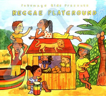 Reggae Playground by Various