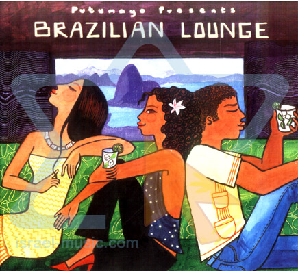 Brazilian Lounge by Various