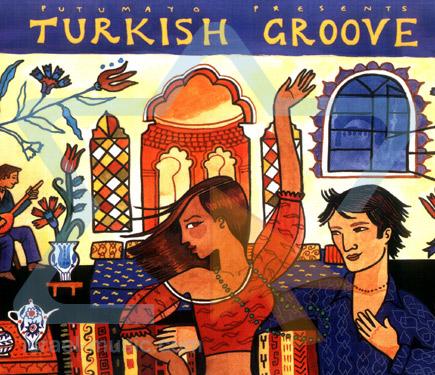 Turkish Groove Par Various