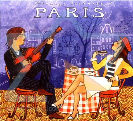 Paris by Various