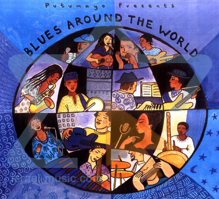 Blues Around the World by Various