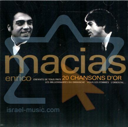 20 Chansons D'or Par Enrico Macias