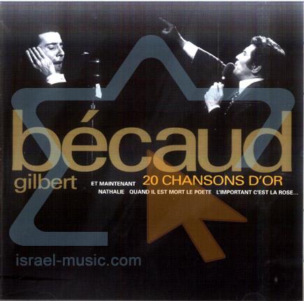 20 Chansons Dor by Gilbert Becaud