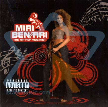The Hip-Hop Violinist by Miri Ben Ari