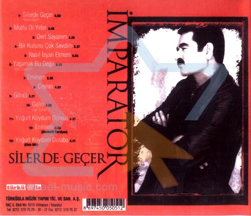 שירים נבחרים בטורקית - חלק 17 - אברהים טטליסס