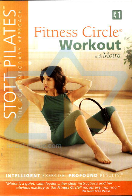 Stott Pilates - Fitness Circle Workout by Moira Merrithew