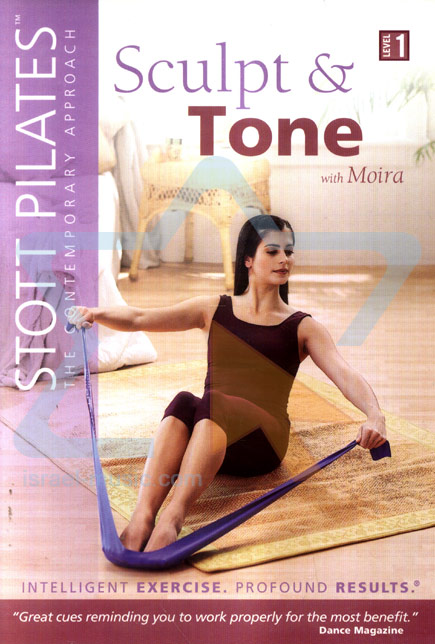 Stott Pilates - Sculpt and Tone by Moira Merrithew