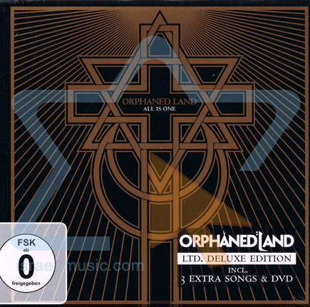All is One [Limited Edition] by Orphaned Land