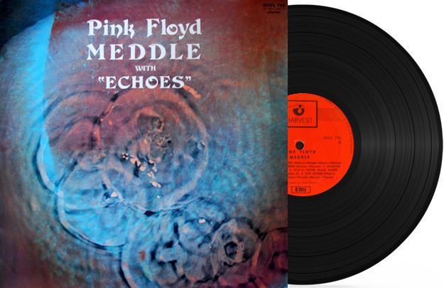 Meddle by Pink Floyd
