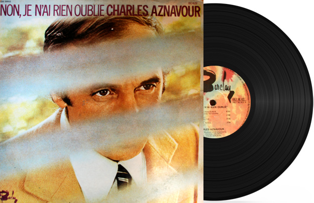 Non, Je N'ai Rien Oublie by Charles Aznavour