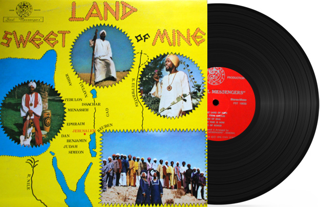 """Sweet Land Of Mine by The """"Soul Messengers"""""""