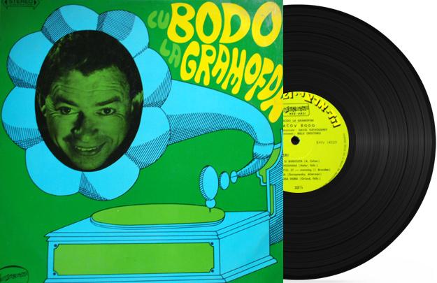 La Gramofon Par Ya'akov Bodo