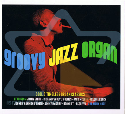 Groovy Jazz Organ Par Various