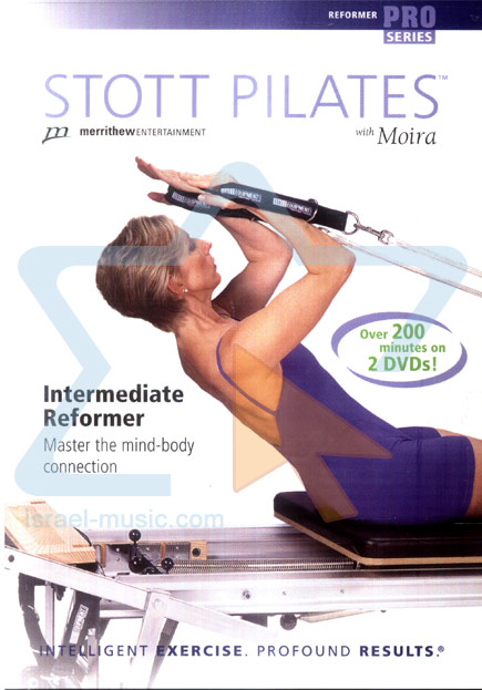 Stott Pilates - Intermediate Reformer - Moira Merrithew