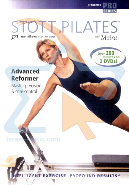Stott Pilates - Advanced Reformer Par Moira Merrithew
