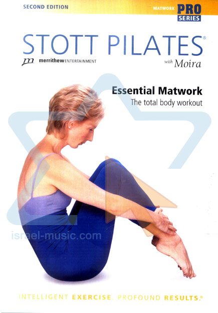 Stott Pilates - Essential Matwork by Moira Merrithew